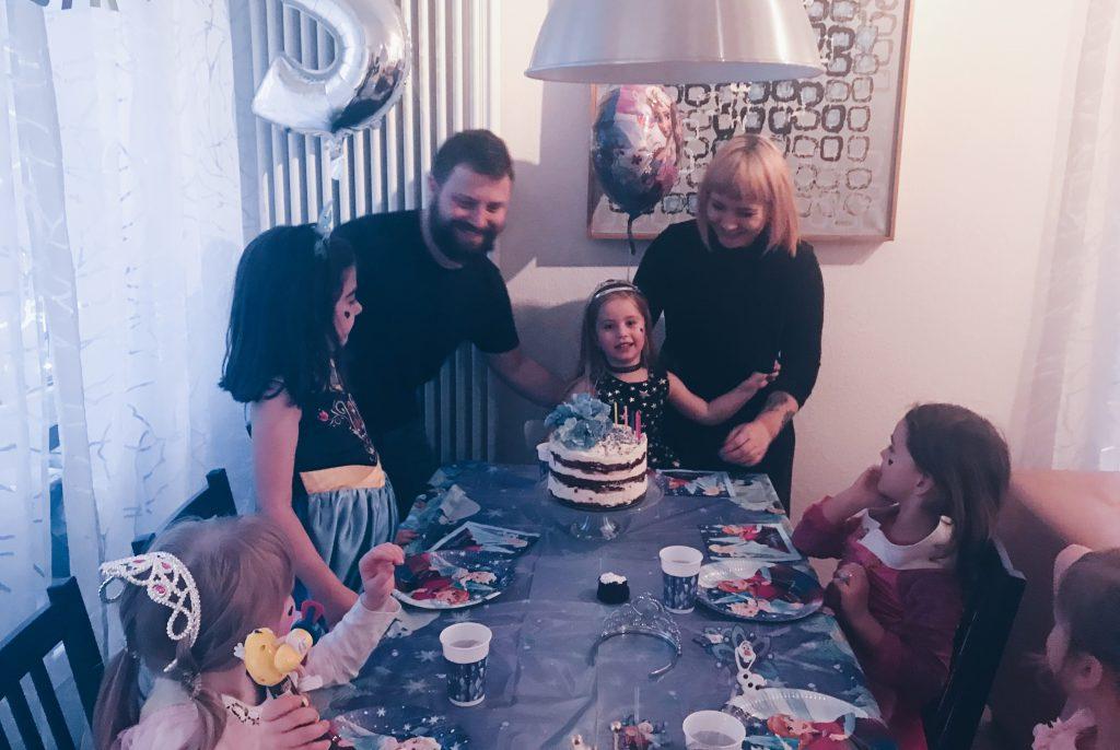 dječji rođendan u njemačkoj