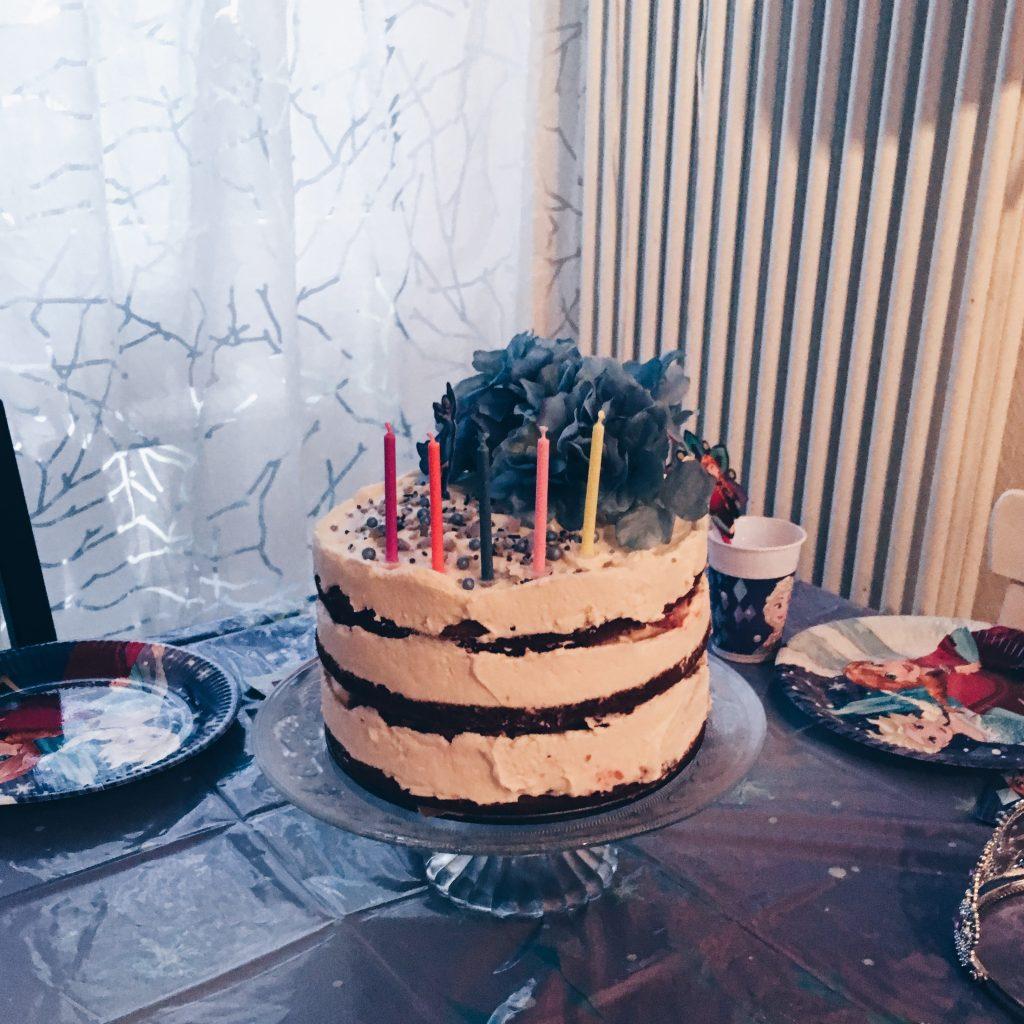Gola torta - domaćica sanja