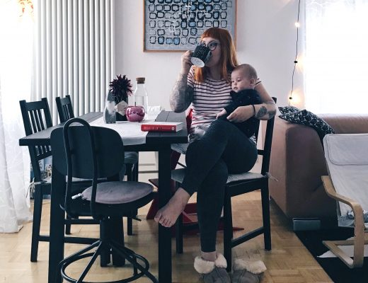 Život na porodiljnom